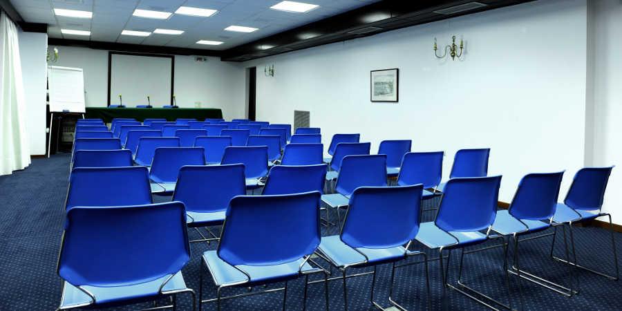Ο συνεδριακός χώρος στο ξενοδοχείο Δελφίνια