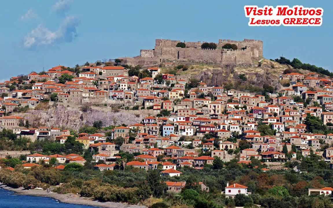 Visit Molivos. Ένα μικρό διαφημιστικό video για το Μόλυβο